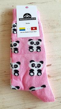 Panda Socken 1 Paar (Grösse passt 39-42 )  (ähnliche Qualität wie Happy Socks - zu fairen Preisen)