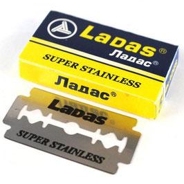 Ladas Super Stainless Rasierklingen 5 Klingen