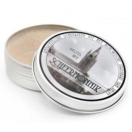 1 Rasierseife Scheermoonik 75 g Delft Wit (Shavemaster Favorit!!)