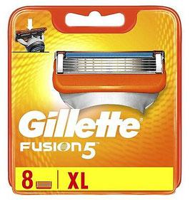 Gillette Fusion5 Rasierklingen 8 Stk (original Gillette)