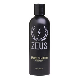 Zeus Verbena Lime Beard Shampoo 236ml
