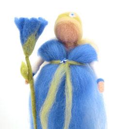 Blütenfee blau FE6101