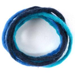 Armband blau-türkis-dunkelblau AR6101