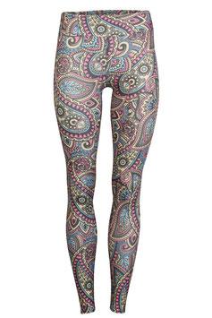 Leggings «Paisley»