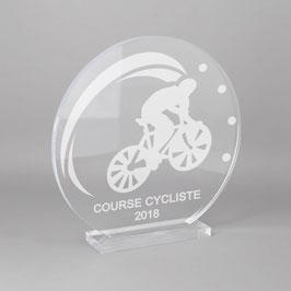 Trophée sportif cyclisme