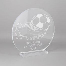 Trophée sportif football