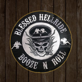 Hellride Backpatch