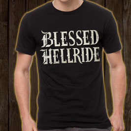 Hellride Lettering Shirt