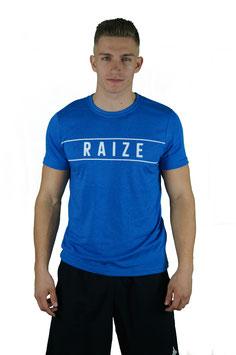 T-Shirt Chest Blau