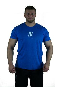 T-Shirt 2nd Blau