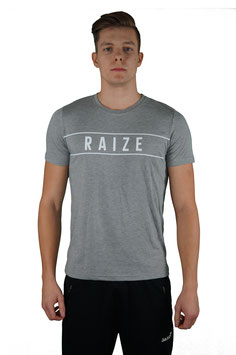 T-Shirt Chest Grau