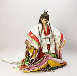 親王装束 女雛 MIYABI.Q.f.001