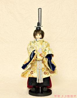 親王装束 男雛 MIYABI.S.m.001