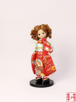 豪華金彩友禅 赤手毬振袖 SS3.024fs