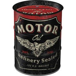 Motor Oil Money Box