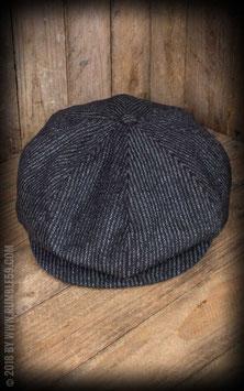 Slugger Cap Schwarz/Grau