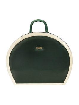 Tammy Travel Bag, Green/Ivory