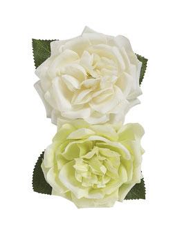 Susette Rose Hair Flower