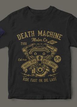 Death Machine, Black