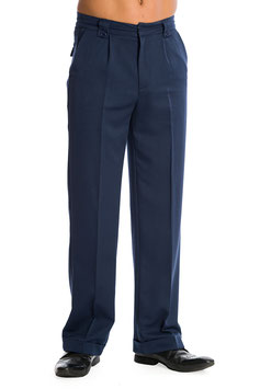 Get in Line Trousers, Navy
