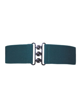 Nessa Cinch Belt, Green