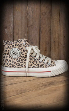 Burnout-Sneaker, Leo