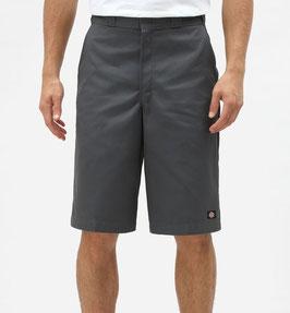 "13"" Multi Pocket Work Short, Charcoal Grey"