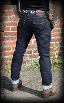 Jeans Male Slim Fit Denim