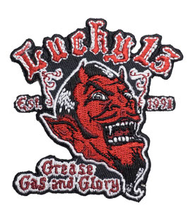 Grease, Gas and Glory Patch