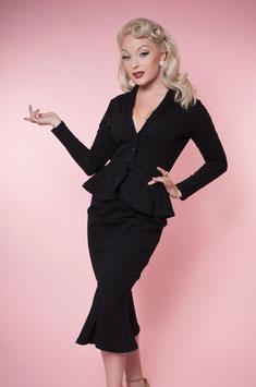 Diva Suit, Black