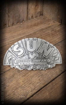 Sun Records Company Buckle