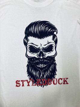 Styledduck, White