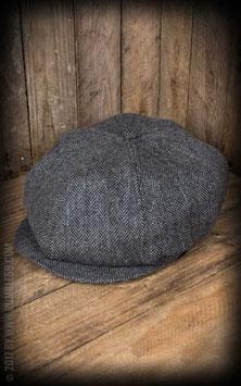 Slugger Cap Grau/Schwarz