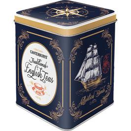Traditional English Teas, Metalbox