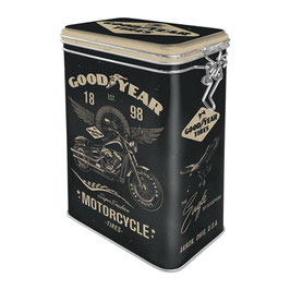 Goodyear - Motorcycle Clip Top Box