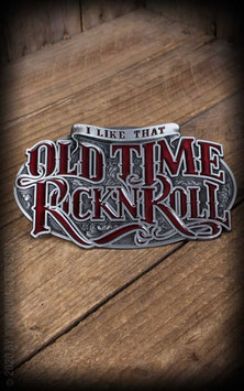 Buckle Old Time Rock'n'Roll