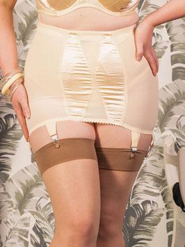 Girdle Open Bottom Glamour, Peach