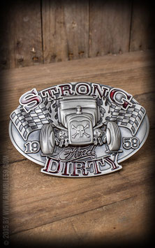 Strong and Dirty Buckle