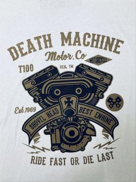 Death Machine, White