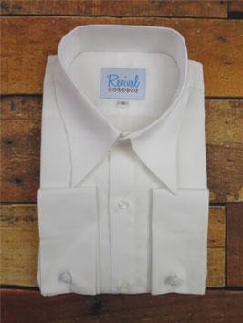 1940s Spearpoint Collar Shirt