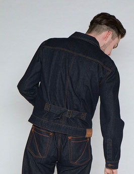 Borris Denim Jacket, Plussize