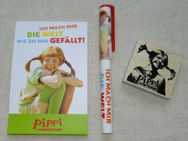 Pippi Langstrumpf Set 2