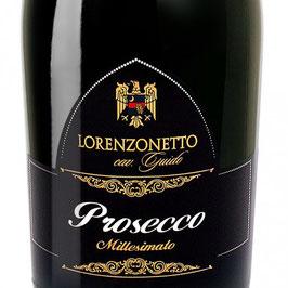 Prosecco Millesimato DOC Extra Dry - Lorenzonetto Latisana/Friaul