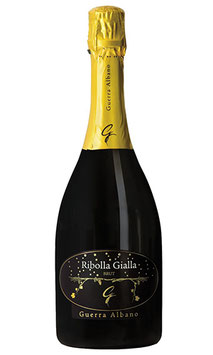 Ribolla Gialla Spumante Brut - Weingut Guerra Albano Montina/Friaul