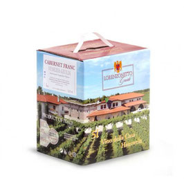Cabernet Franc Bag in Box 5 l - Lorenzonetto Latisana/Friaul
