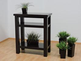 Mesa para TV Tradicional 100 cm Con Entrepaños (#0037)