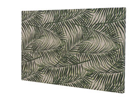 Cuadro Decorativo 60 x 100 Modelo K0002 Hojas de Palma Sin Marco