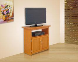 Mueble para TV 80 cm Con Puertas Durazno (#013)