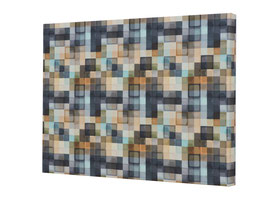 Cuadro Decorativo 80 x 120 x 7 cm Modelo K0011 Pixeles (#508)