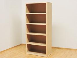 Librero Contempo Sencillo Sin Pintar (#0295)
